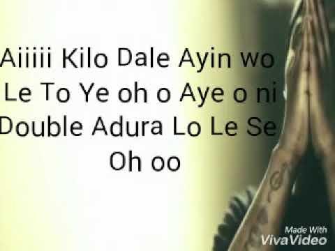 Wizkid ojuelegba lyrics video by Yhaw Rasaki