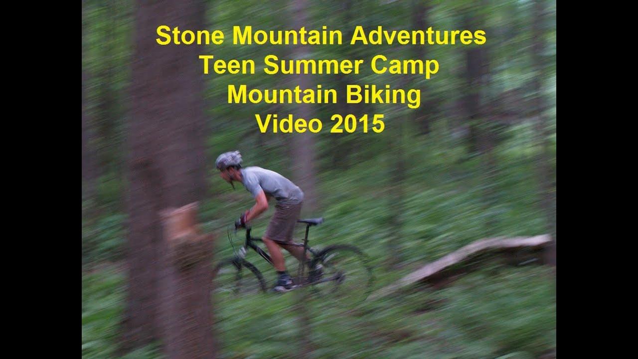 SMA Teen Summer Camp '15 Mountain Biking Video - Stone ...