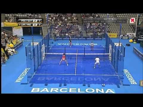 Final Padel World Championship 2012, Barcelona