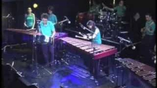 "Pat Metheny BEAT 70 -percussion ensemble ""Funcussion"""