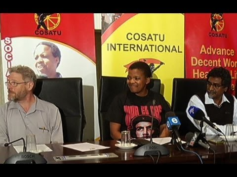 Calls for sanctions after Jay Naidoo arrested in Swazi