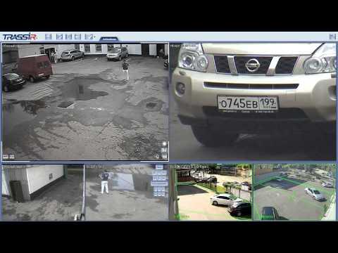 видео: Автоматическое слежение trassir activedome+