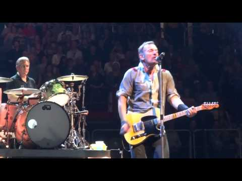 Bruce Springsteen - The Wall/Born in the USA, Albany, New York  May 13th 2014