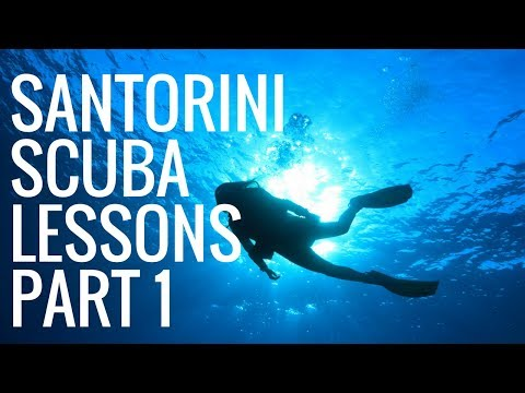 SANTORINI SCUBA – LESSON 1