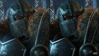 Lords of the Fallen: Xbox One vs PC Comparison