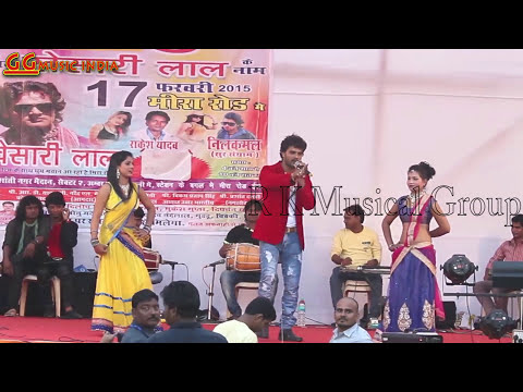 खेसारी लाल यादव का सपना Super Star Night Show By Khesari Lal Yadav With Female Dancers
