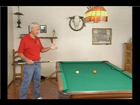 Billiards: Basic Shot Making : The Pool Follow Shot