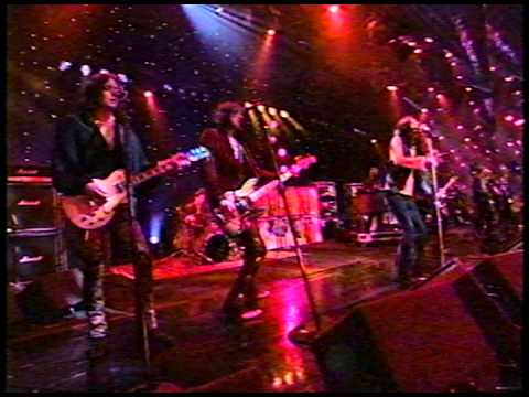 BLACK CROWES Interview and