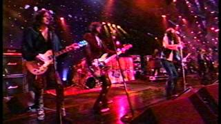 BLACK CROWES Interview and Sting Me Live 5/27/1992