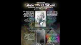 James Clerk Maxwell - biography