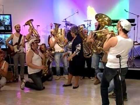 Musicanti di San Crispino Ospiti da  Sgabanaza