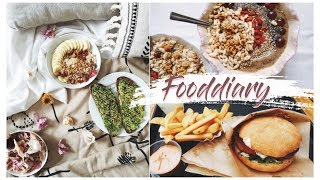 WHAT I EAT IN A DAY // VEGANES FOODDIARY