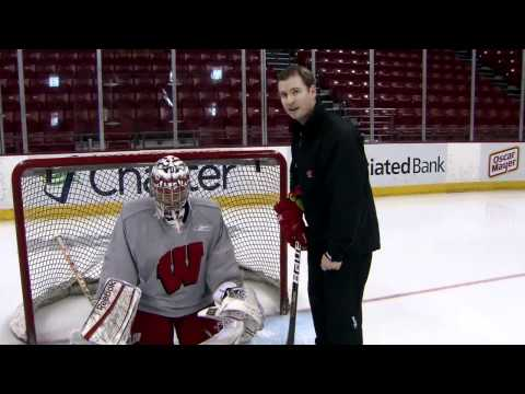 Hockey Insights from Badger Goalie Coach Jeff Sanger - Goaltending