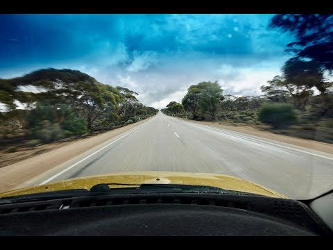 Driving From Melbourne To Perth | Full 35 Hours | Pt1 Of 3