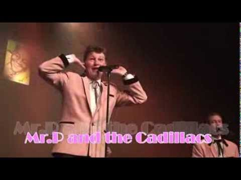 Mr.P and the Cadillacs - Come go with me