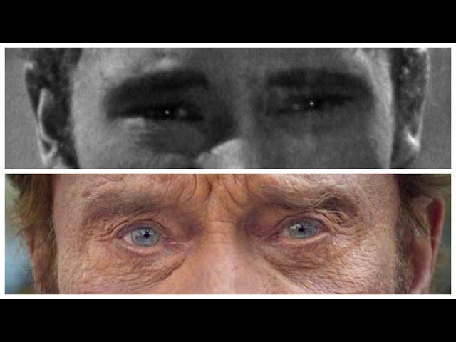 Johnny Hallyday - Deux sortes d'hommes (Clip officiel)