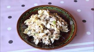 Правильное питание/ Салат с тунцом/ Tuna salad
