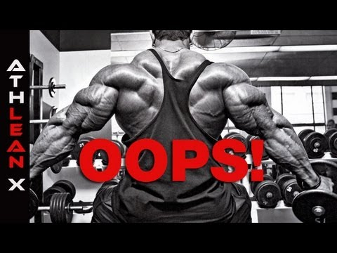 Triceps Workout Mistakes - The 7 Sins of Tricep Training!