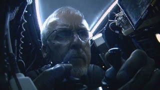 James Cameron Attempts Deep Dive Record