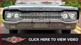 1965 Dodge Polara 2 Door Hard Top (SOLD)