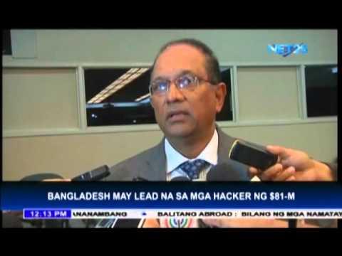 Bangladesh acquires lead regarding hackers
