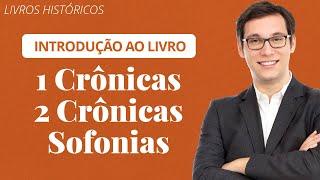 ???? 1 e 2 Crônicas e Sofonias (Aula Ao Vivo) - Geimar de Lima