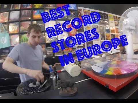Best Record Stores in Europe