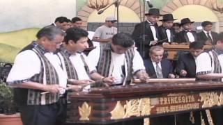 Ensamble De Marimbas - Concierto de Marimbas La Princesita, Maria Concepción y La Flor Del Manzano