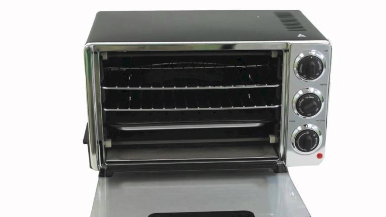 Delonghi Toaster Convection Oven Eo 2058 Youtube
