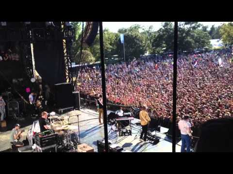 Two Door Cinema Club - Come Back Home @ ACL Festival Backstage 14/10/12