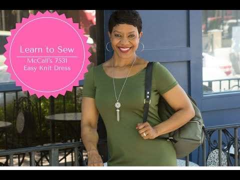 Learn To Sew - McCall's 7531
