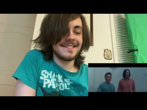 Reaction Video: BILL & TED FACE THE MUSIC Official Trailer #1 (2020)