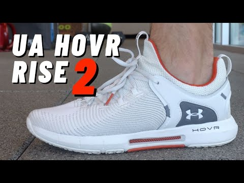 UA HOVR Rise 2 Review | An Unsung Training Hero?