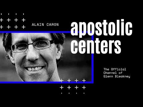Apostolic Centers Alain Caron