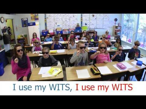 The WITS Program - Walk away, ignore, talk it out, seek help