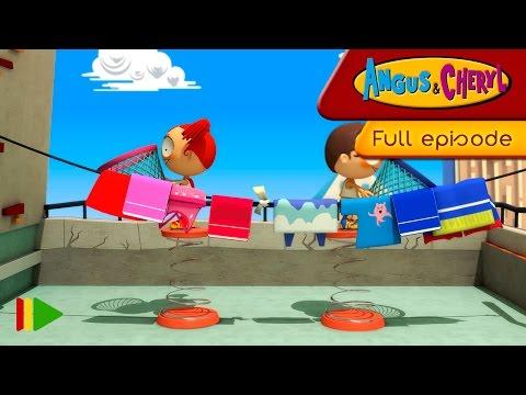 Angus & Cheryl - 89 - The wasing line - YouTube