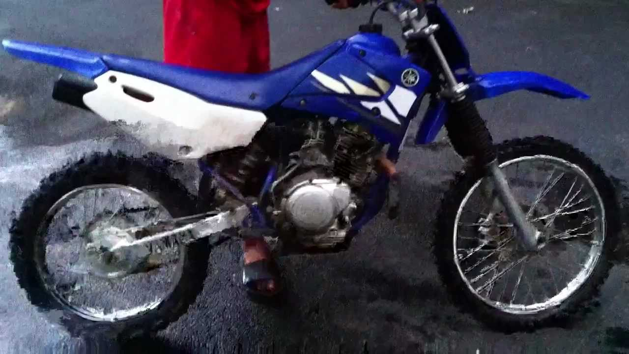 2002 yamaha ttr 125 for sale youtube for 2001 yamaha pw80 for sale