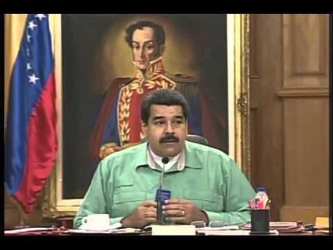 Maduro: Que liberen a Oscar López Rivera, única forma de indultar a Leopoldo López