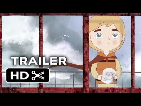 Song of the Sea Official US Release Trailer - Oscar Nominated Animated Movie HD
