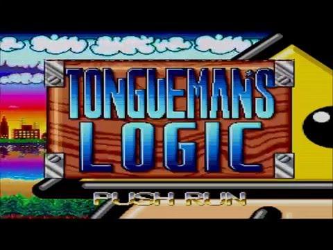 Tongueman's Logic PC Engine Hucard Homebrew Quickplay