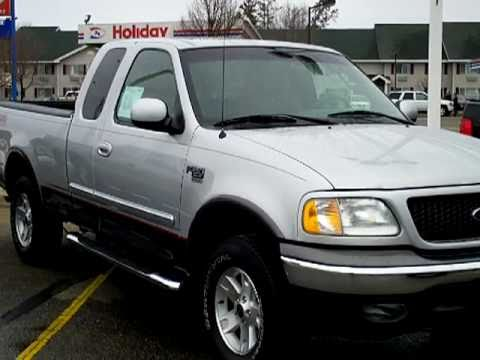 Used Cars Dealerships >> 2003 Ford F150 FX4 Off Road - YouTube