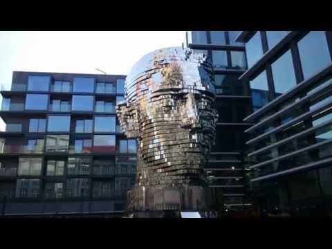 Mechanická hlava na Národní třídě - Franz Kafka