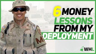 I Learned These 6 Combat Money Lessons While Serving Overseas