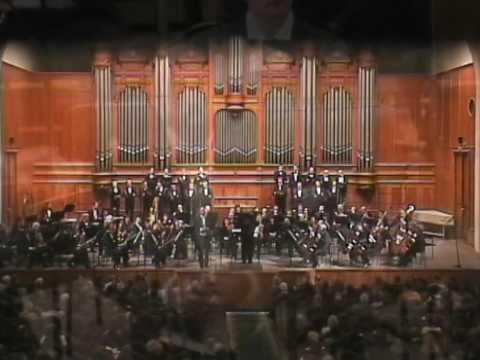 Avinu Shebeshamayim - Moscow Male Jewish Choir, 20 Years Anniversary Concert