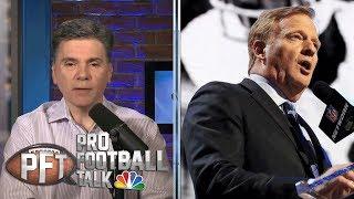 PFT Overtime: NFL, NFLPA maintaining positive image in CBA talks   Pro Football Talk   NBC Sports