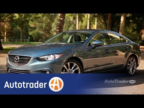 2015 Mazda6 | 5 Reasons to Buy | Autotrader