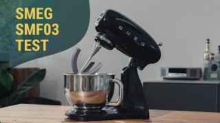 SMEG Küchenmaschine SMF03 im Test