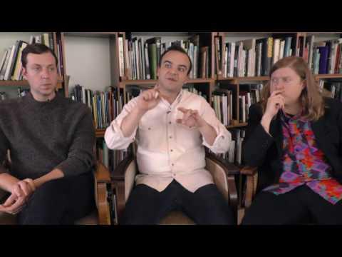 Future Islands interview - Samuel, William, and Gerrit (part 2)