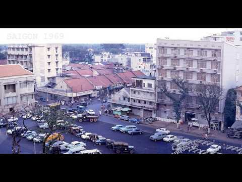 "vietnam travel blogs | Old photos of Saigon ""Pearl of the Orient"""