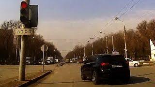 Беспредел в Ростове 5  (КРАСНЫЙ СВЕТ)
